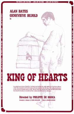King of Hearts Philippe de Brocca