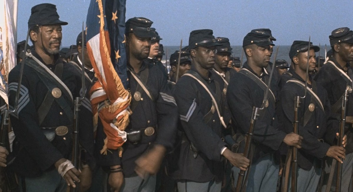 The Blue and The Grey: The American Civil War on film