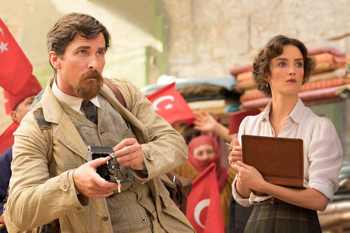 Why the Armenian-Genocide Film 'The Promise' Is Crucial Cinema