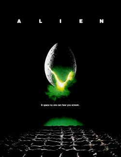 Alien silent