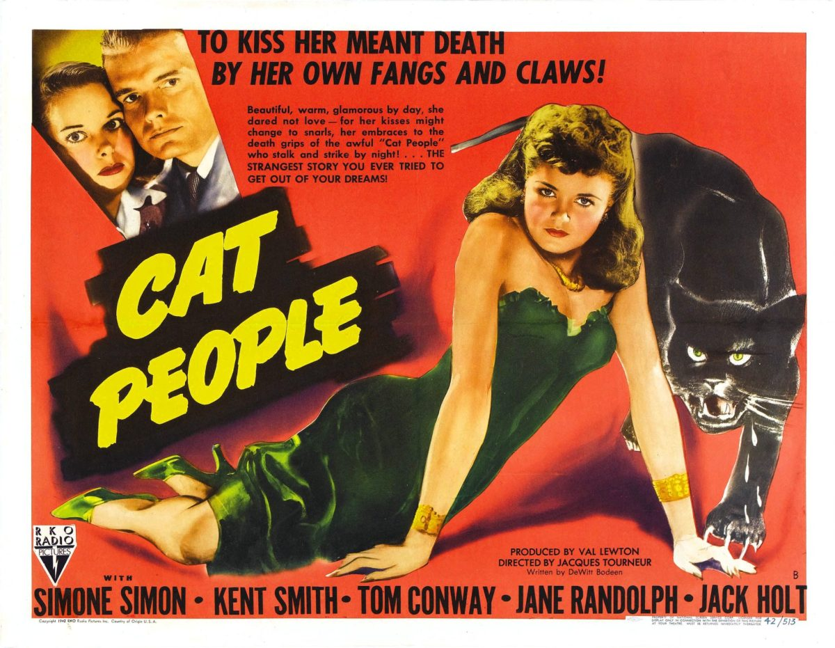 Cat People Turns 75 – Celebrating the Legacy of Val Lewton