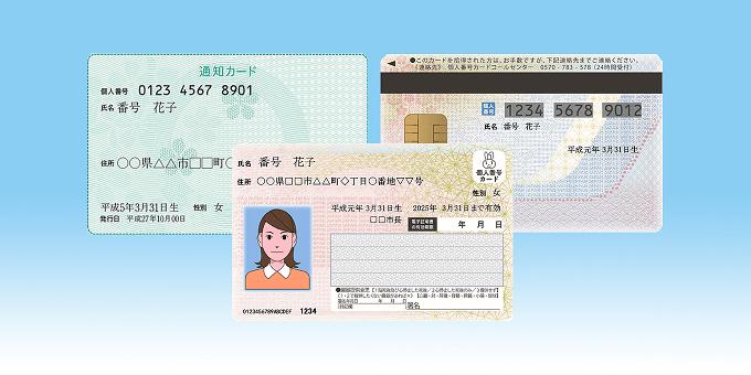 MyNumer Cards