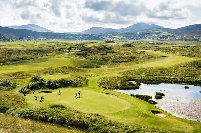 Ballyliffin - Ballyliffin Golf Club