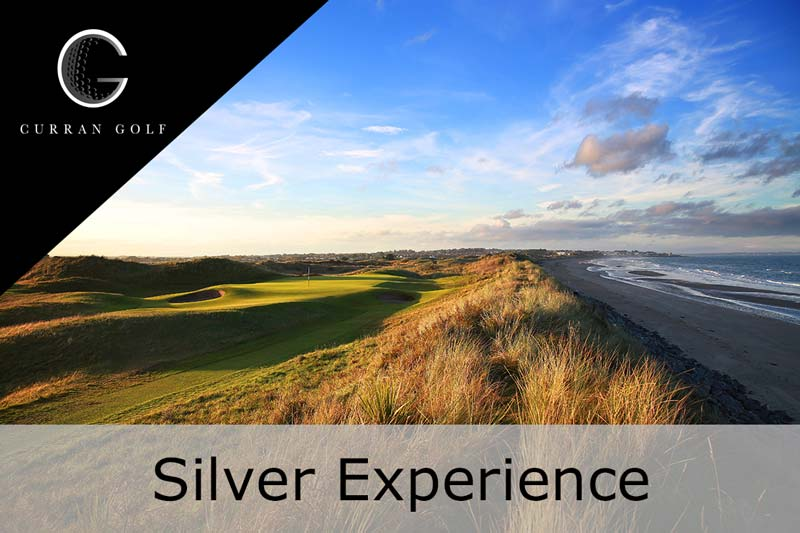 Hyperlink to the East Coast & Dublin Silver Experience web page