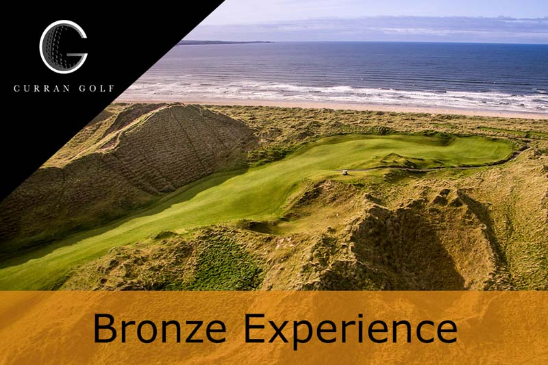 Hyperlink to the North West Ireland Bronze Experience web page