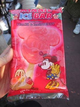 Minnie ice bar