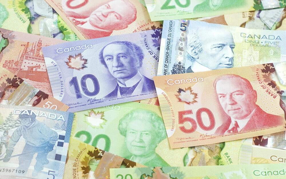 5 10 New Polymer Canadian Dollar