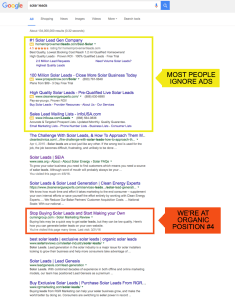 solar leads search results