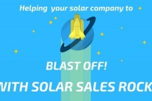 Solar Sales Rocket Beta Test