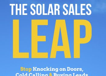 Free Preview of 'The Solar Sales Leap' Book on Kindle