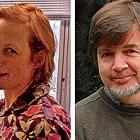 Karen Everhart and Steve Behrens