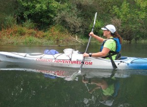 Learn to kayak - kayak touring lesson and tour