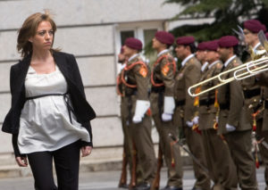 Spain's first female defence minister Carme Chacon dies