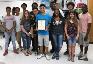 Pflugerville media students win national awards