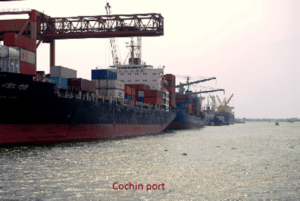 Cochin port trust bags two awards