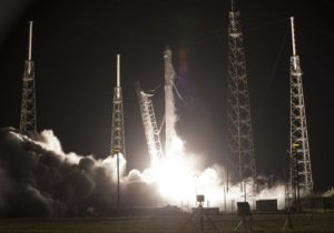 SpaceX to launch Dragon spacecraft for commercial resupply mission to ISS