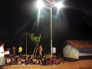 First rural LED street lighting project to take off in Andhra Pradesh