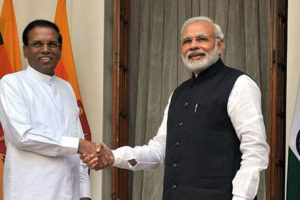 India, Lanka sign pact for $318 million line of credit