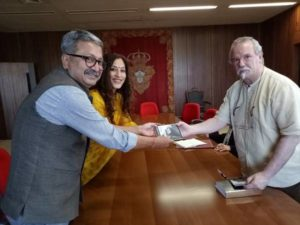 India and Portugal sign a historical agreement to promote cooperation in the field of Archieves