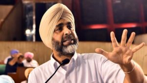 Punjab finance minister Manpreet Badal prasented state budget for this year 2017-18