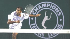 Shock therapy: Ramkumar tames World No. 8 Thiem