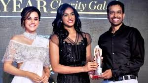 Sindhu bags 'Sports person of the Year' award