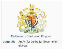 2nd August 1858: Parliament Passes a Bill to Take Over the Administration of India from the East India Company by the British Crown