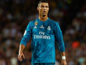 Cristiano Ronaldo hit with five-match ban