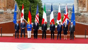 Italy to host fall G-7 interior ministers summit on security