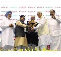Lokmat Parliamentary Awards 2017 honours distinguished LS and RS members of India