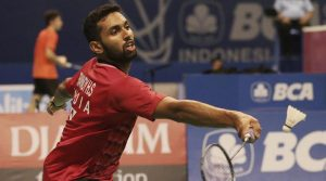 Prannoy climbs to 17th spot in BWF rankings