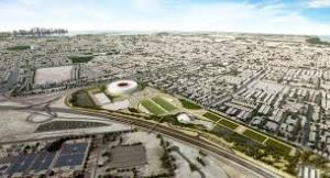 Qatar to build Arabian cap-shaped stadium for FIFA World Cup