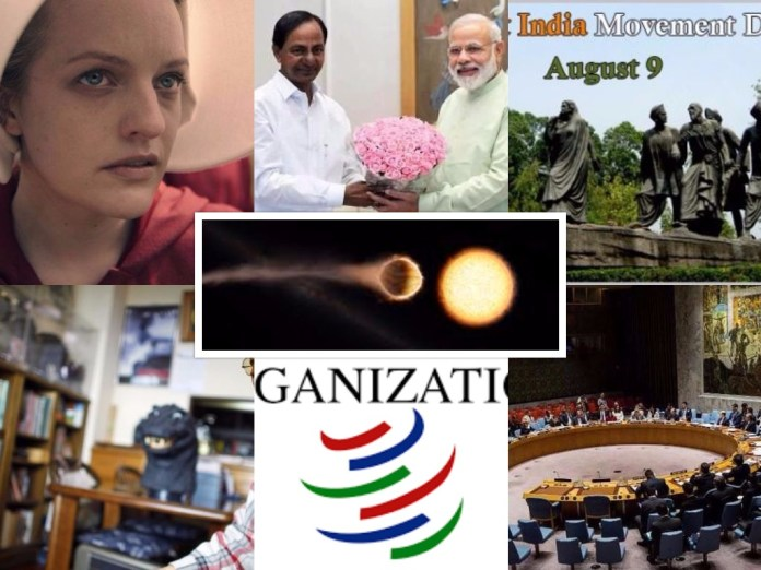 Current Affairs Today – August, 9th, 2017 | Latest News and Updates
