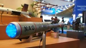 DRDO successfully flight tested Anti Tank Guided Missile – NAG