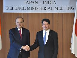 India, Japan to step up defence cooperation