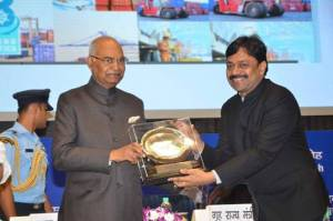 "Jawaharlal Nehru Port Trust wins ""Rajbhasha Kirti Award"" for 11th consecutive time"