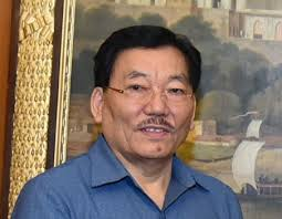 Sikkim CM Pawan Chamling honoured at international event for work in organic farming