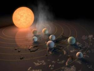 TRAPPIST-1 planets likely to have water