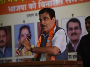 Average 23km national highways being constructed every day: Gadkari
