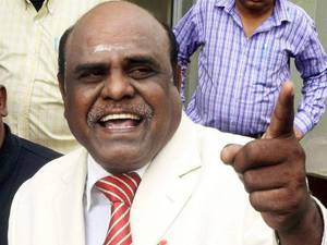Justice CS Karnan: Won't take any test, it's an insult