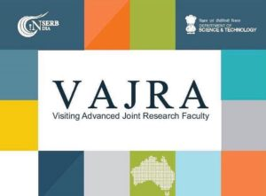 VAJRA faculty scheme – 260 applicants for government's visiting researcher programme
