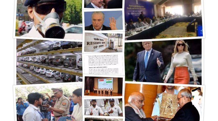 Current Affairs Today – October, 9th, 2017 | Latest News and Updates