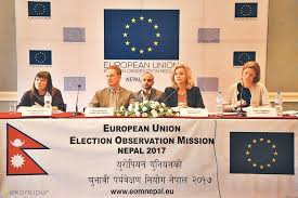 EU launches Election Observation Mission for Nepal polls