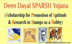 Government launched Deen Dayal SPARSH Yojana, a scholarship program for school children
