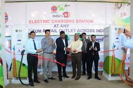 IOC sets up India's first electric vehicle charging station in Nagpur
