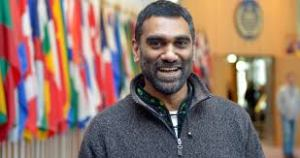 Amnesty International appoints Kumi Naidoo as next Secretary General