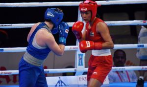 Ankushita wins the 'Best Boxer' title in AIBA Women's Youth World Championship