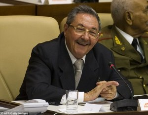 Cuban President Raul Castro step down in April 2018