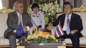 EU to restore political relations with Thailand