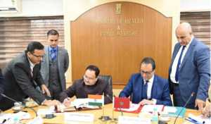 India and Morocco Sign MoU for Enhanced Cooperation in Healthcare